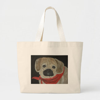 Custom Bag -Puggle Dog