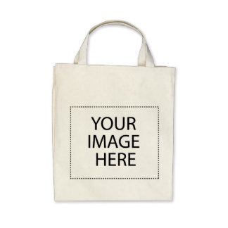 Custom Bags -  Add Your Image and Text