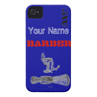 Custom Barber IPhone Case