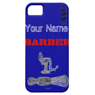 Custom Barber IPhone Case iPhone 5 Cases