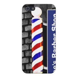 Custom Barber / Men's Hair Stylist  Case For The iPhone 5