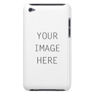 Custom Barely There iPod Case