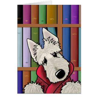 Custom Barkley Greeting Cards