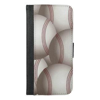 Custom Baseball Apple iPhone 6/6s Wallet Case