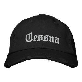 Custom Baseball Cap-CESSNA