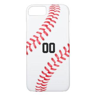 Custom Baseball iPhone 7 Case