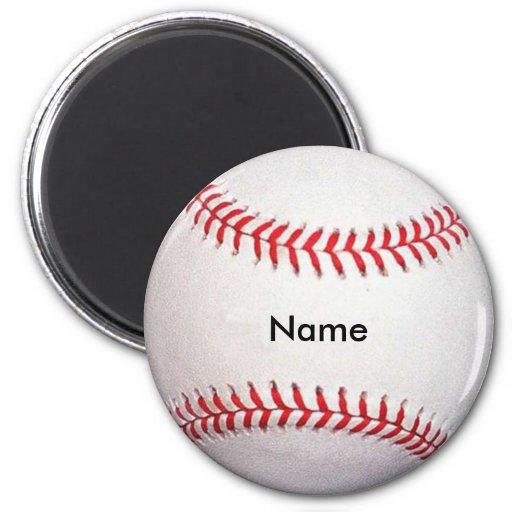 Custom baseball magnet zazzle for Custom baseball shirts no minimum