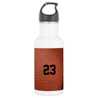 Custom Basketball 532 Ml Water Bottle
