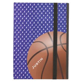 Custom Basketball iPad Air Case