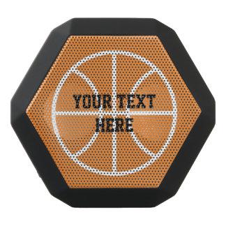 Custom basketball logo wearable bluetooth speaker