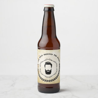 Custom Beer Labels for New Dads