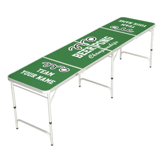 custom beer pong table add your own team names zazzle co uk rh zazzle co uk custom beer pong tables with lights custom beer pong table uk