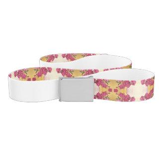 custom belt