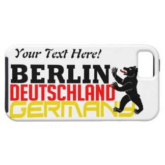 Custom Berlin iPhone 5 Case-Mate
