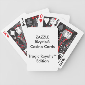 Custom Bicycle® Casino Playing Cards Royalty