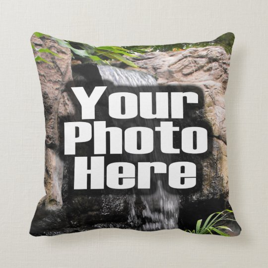 Custom Big Photo Pillow