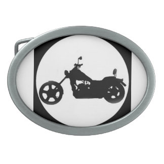 """Custom bike"" matching jewelry set Belt Buckle"