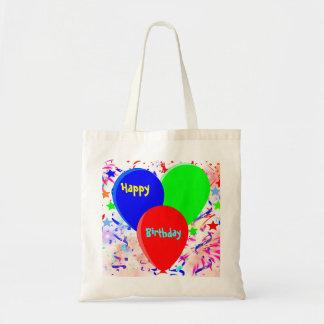 custom birthday party bag, birthday gift bag