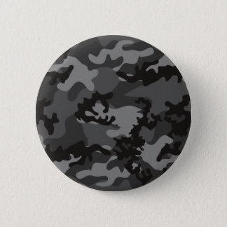 Custom Black Camo Button