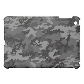 Custom Black Camo iPad Case