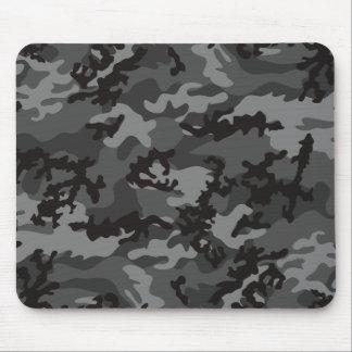 Custom Black Camo Mousepad