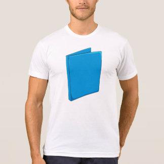 Custom Blue Binder Folder Shirt Jacket Hoodies