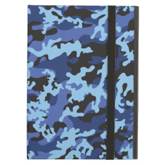 Custom Blue Camo Powis iCase iPad Case