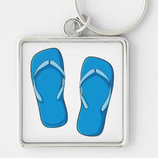 Custom Blue Flip Flops Sandals Mugs Bags Buttons Keychain