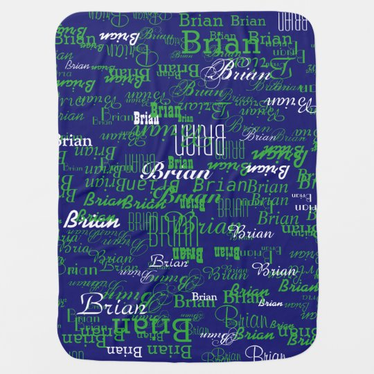 custom boy colour names, personalised navy green baby