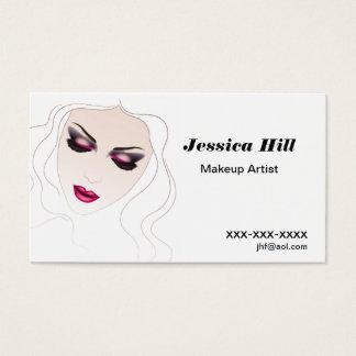 Custom Business Card-Beauty Business Card