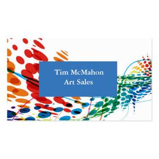 Custom Business Card Template