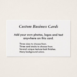 46 Design My Own Business Cards and Design My Own