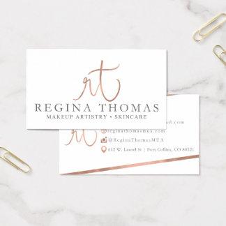 Custom Business Cards: Regina Thomas Business Card