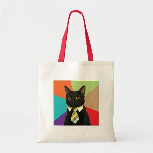 Custom Business Cat Bag