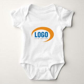 Custom Business Logo Baby Bodysuit
