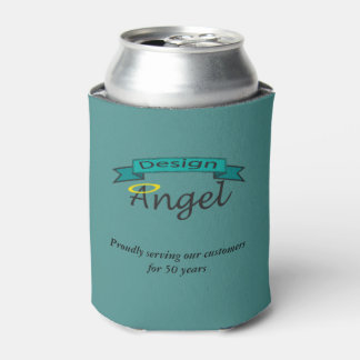 Custom Business Logo Branded Can Coolers