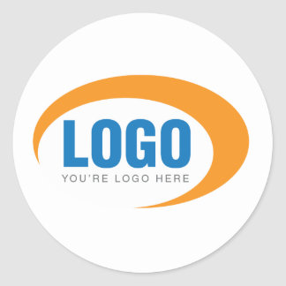 Custom Business Logo Stickers