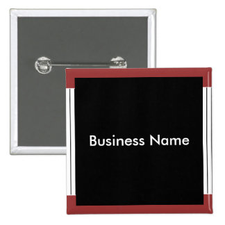 Custom Business Products1 Pinback Button