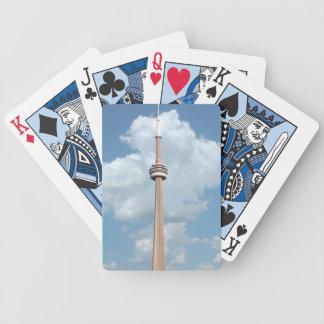 Custom C N Tower Deck of Cards