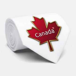 Custom Canada Day Tie