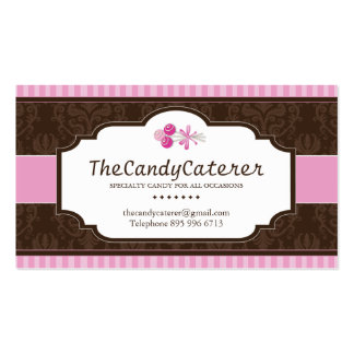 3000 candy business cards and candy business card for Candy business cards