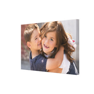 Custom Canvas - Add Pics and Text!