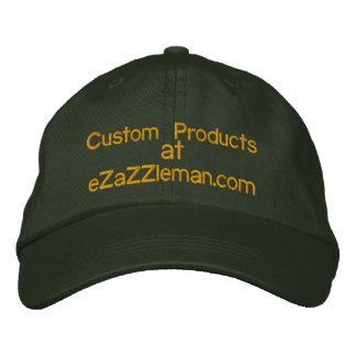 Custom Caps @, eZaZZleman.com