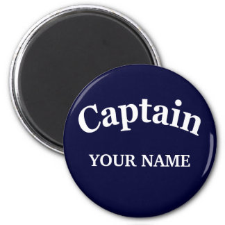 CUSTOM CAPTAIN MAGNET