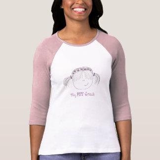 Custom Caricature for Gracie T-Shirt