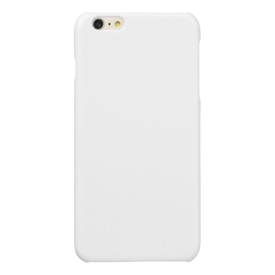 iPhone 6/6s Plus Glossy Finish Case