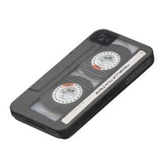 Custom Cassette Mixtape Case-Mate iPhone 4 Cases