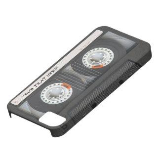 Custom Cassette Mixtape iPhone 5 Cases