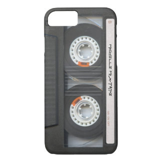 Custom Cassette Mixtape iPhone 7 Case