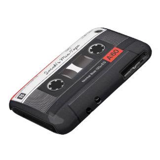 Custom Cassette Tape Case-Mate iPhone 3 Case